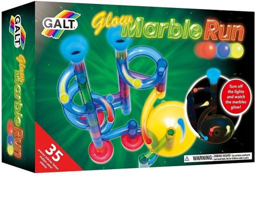 Galt Toys Glow Marble Run