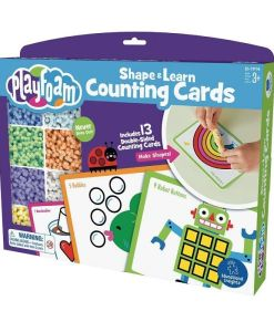 Playfoam® Shape and Learn Counting