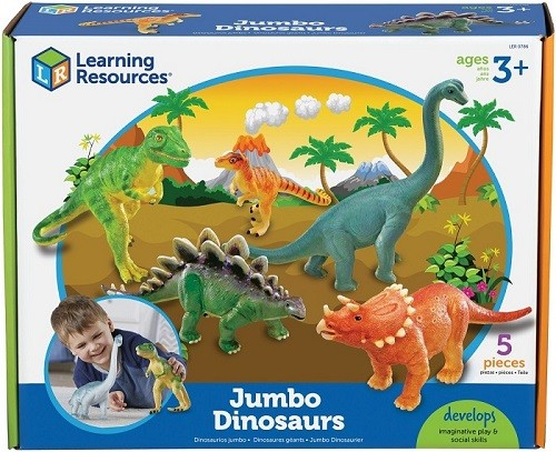 Large Dino gifts for little hands