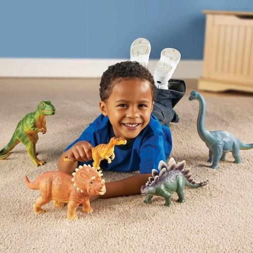 Jumbo Dinosaurs Set