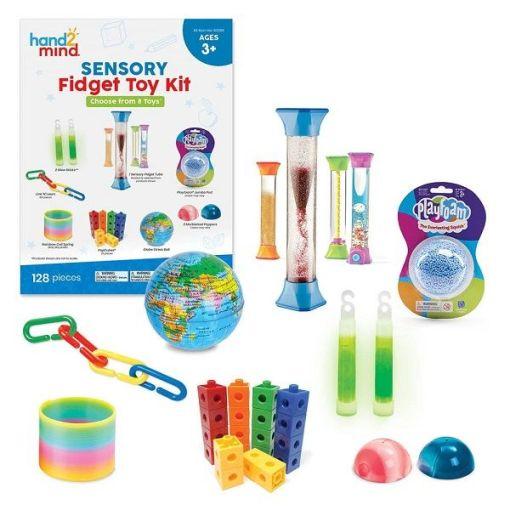 Sensory Fidget Toy Kit
