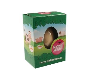 Farm Hatch Heroes Egg