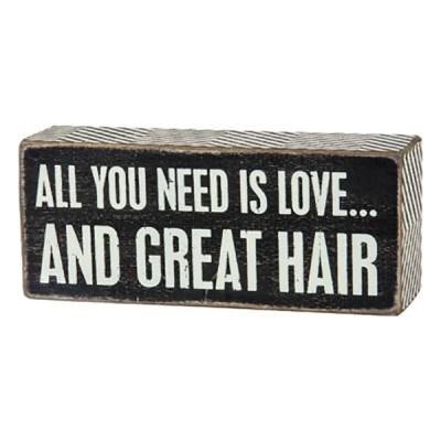 Hairdresser Decor