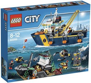 Lego City Explorers Deep Sea Exploration Vessel