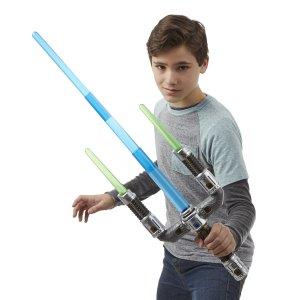Star War The Force Awakens Jedi Master Light Saber