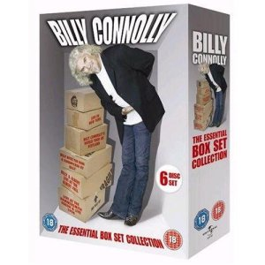 Billy Connolly - The Essential Box Set Collection