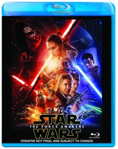 Star Wars The Force Awakens [Blu-ray + Bonus Disc] [2015]
