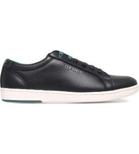 TED BAKER Theeyo leather trainers