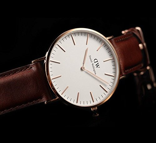 Daniel Wellington Classic St Mawes Rose Mens Quartz Watch