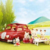 Sylvanian Families Family Saloon Car