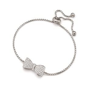 Fashionably Silver Papillion Bracelet Silver at Folli Follie