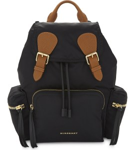 Burberry Medium Nylon Backpack
