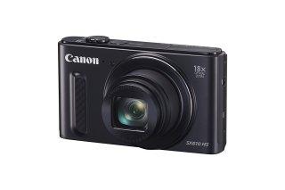 Canon PowerShot Point and Shoot Digital Camera
