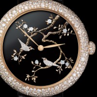Chanel Coromandel & Lesage Artistic Craft Watches