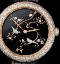 Chanel Coromandel & Lesage Artistic Craft Watches
