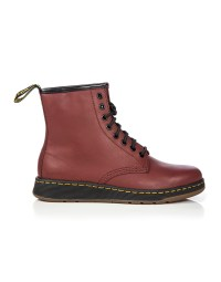Dr. Martens Newton Cherry Red Temperley Boots