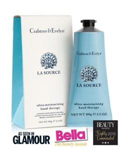 LA Source Hand Therapy at Crabtree & Evelyn