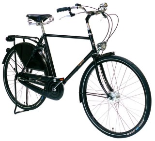 Pashley Roadster Sovereign Mens Traditional Hybrid Bike at Cycle Republic