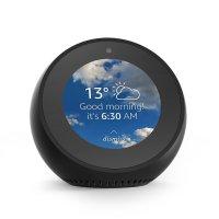 Amazon Echo Spot, Smart Alarm Clock with Alexa at Amazon