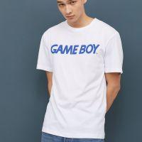 Game Boy motif white t-shirt at H&M