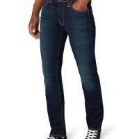 Levi's Mens 511 Slim Jeans at Amazon