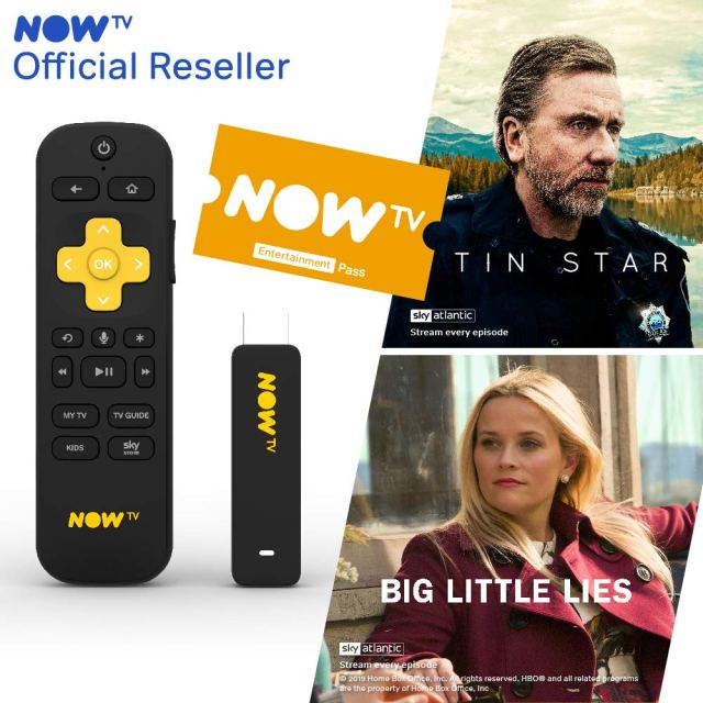 Now TV at Amazon
