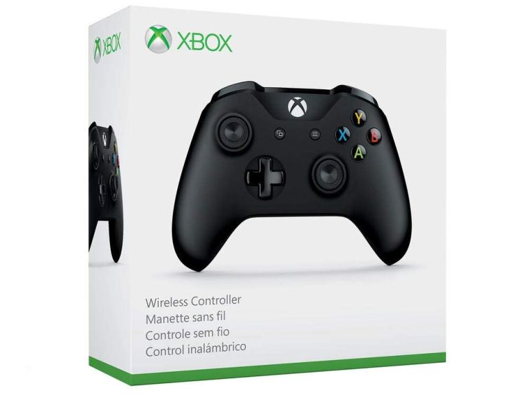 Official Xbox Wireless Controller at Amazon