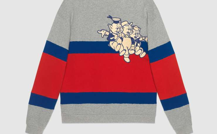Three Little Pigs Sweatshirt