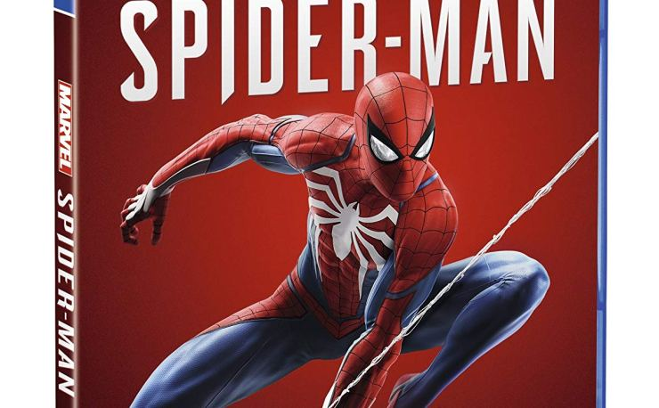 Marvel's Spider-Man at Amazon