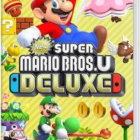 New Super Mario Bros. U Deluxe Nintendo Switch at Amazon