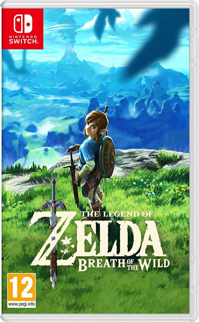 The Legend of Zelda - Breath of the Wild on Nintendo Switch