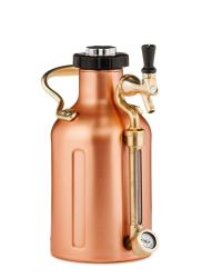 uKeg 64 Pressurized Growler for Craft Beer at Amazon