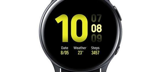 Samsung Galazy Watch Active2