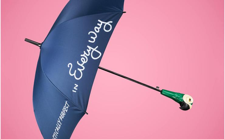 IWOOT Mary Poppins Umbrella