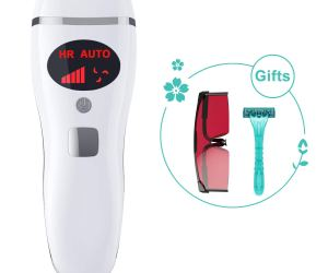 Veme Laser Hair Removal Device for Women and Men