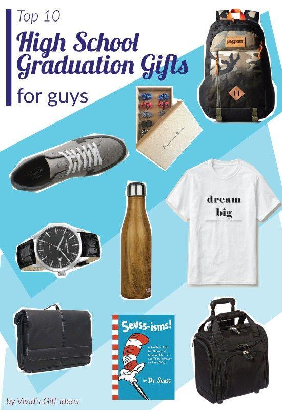 best graduation gifts high