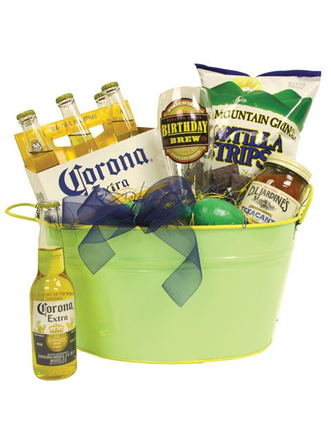 basket gifts a guys
