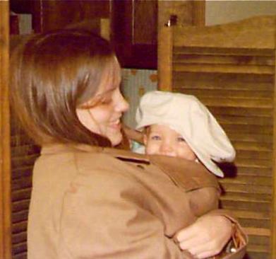 Jennie & Elizabeth 1974