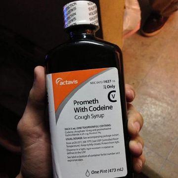 Ghana bans Codeine cough syrups
