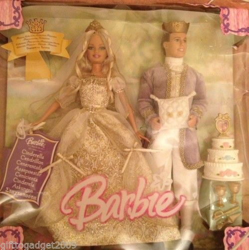 Barbie Cinderella Princess Collection 2005 New & Sealed Ebay