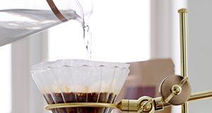 vintage inspired coffee drip