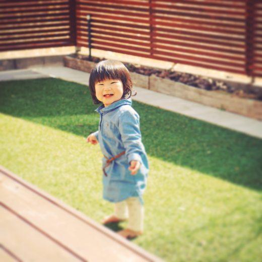 うちの1歳の娘