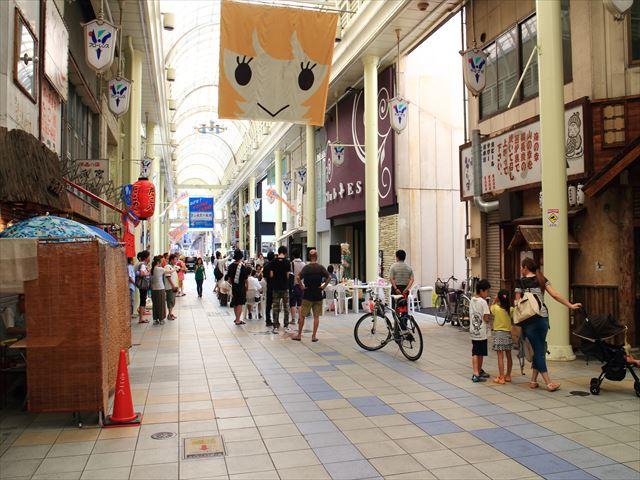 柳ケ瀬商店街に「BLUE BLUE GIFU」がオープン。柳ケ瀬のファッションの牽引となるのか!