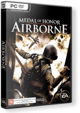 скачать игру medal of honor airborne с торрента механики