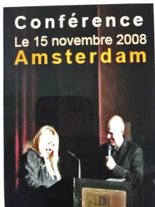 Conference Antoine Gigal Amsterdam