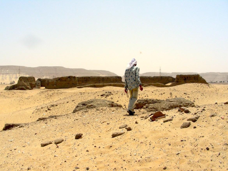 Behind Abydos Photo©Antoine Gigal