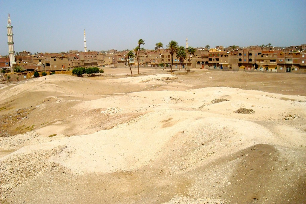 Abydos city by Gigal