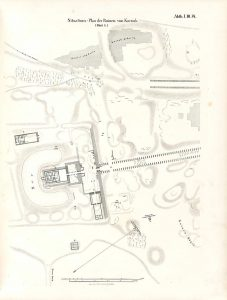 Temple de Mout à Karnak par Lepsius Lepsius-Projekt Sachsen-Anhalt) [Public domain], via Wikimedia Commons
