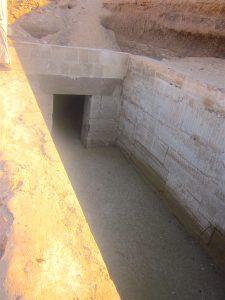 Osireion place of initiation.