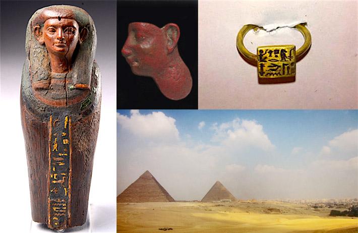 News Archéologiques d'Egypte 2017 A